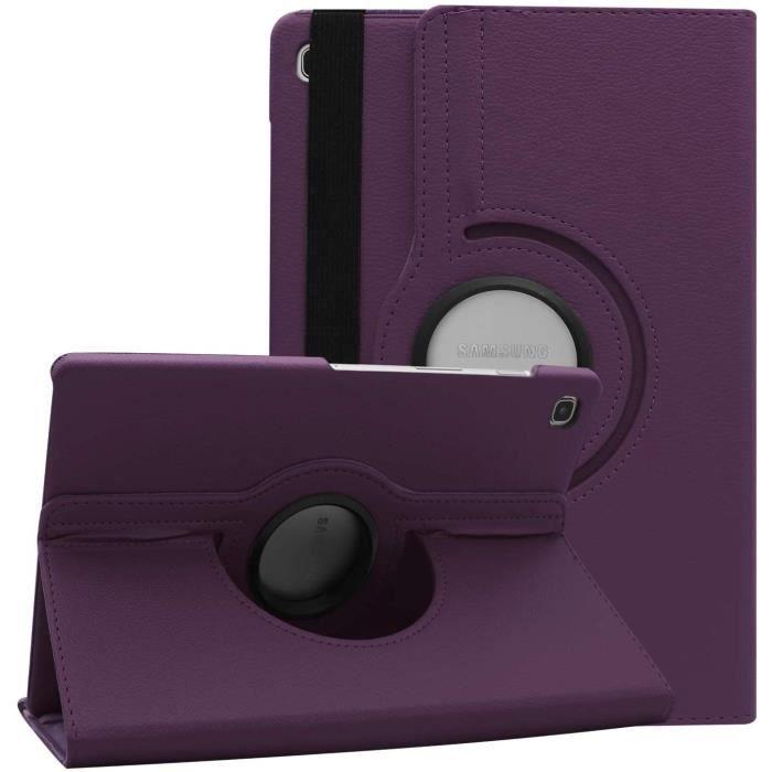 Premium Tablet Etui Housse Samsung Galaxy Tab A 9.7' Sm T550coque de Protection, Multi angle Support Slim Antichoc Housse (9.7