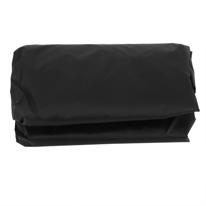 YOSOO couverture de gril de barbecue extérieure Couverture de gril de barbecue imperméable extérieure anti-pluie durable