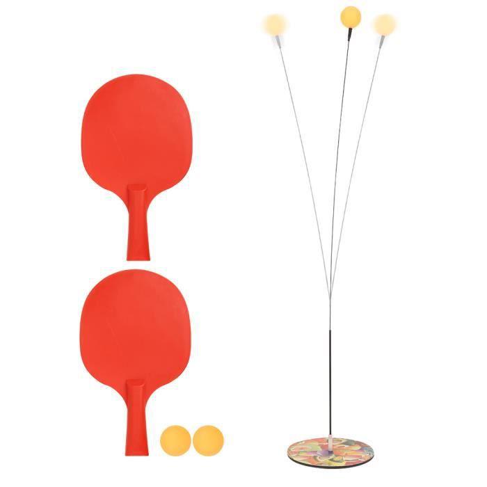 Dispositif d'entraînement Pong, entraîneur de tennis de table pour enfants, formateur de tennis de table pour enfants PP, 90 *