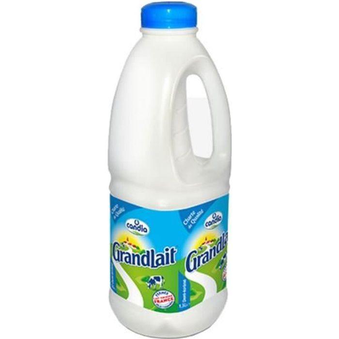 Candia GrandLait 1,5L (lot de 12))