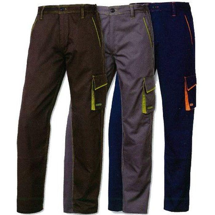 DELTA PLUS-Pantalon de travail M6 Panostyle -Bl…