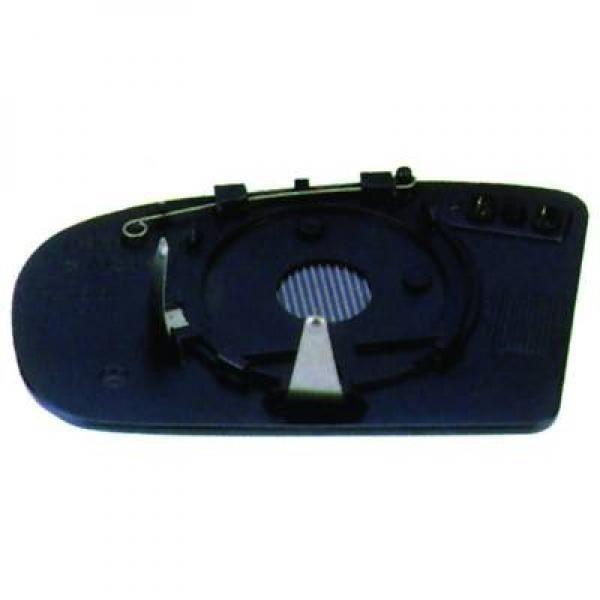 Miroir (asphérique) de rétroviseur coté droit MERCEDES CLASSE C (W203) de 00 à 07 - OEM : A2038100221