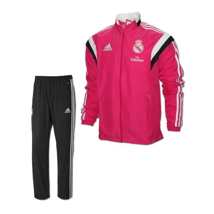 2014-2015 Real Madrid Adidas survetement - Infants