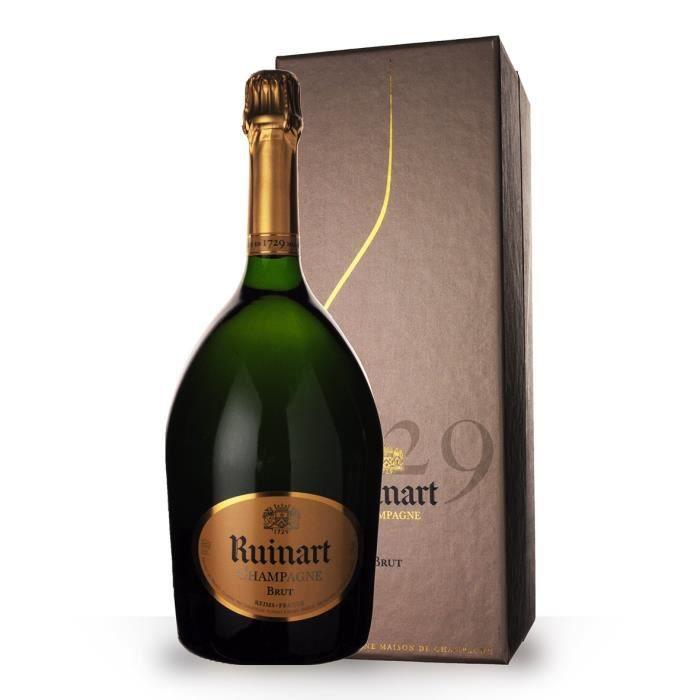 R de Ruinart Brut 150cl - Coffret - Champagne
