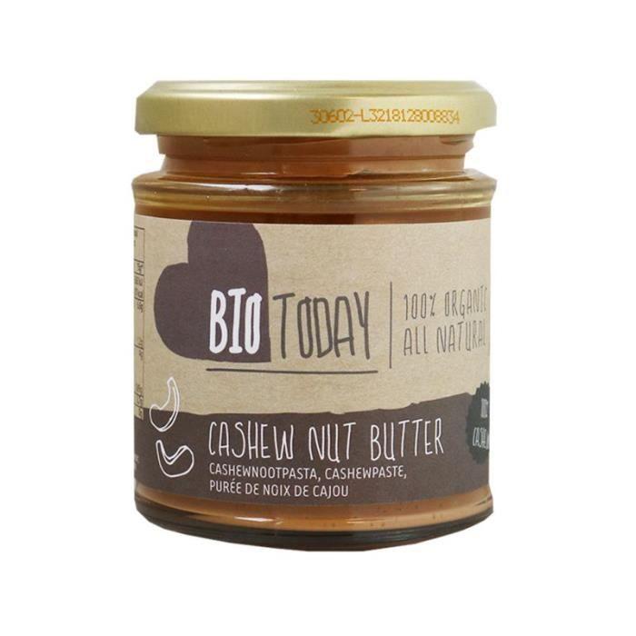 Bio Today Purée de noix de cajou - 170 g