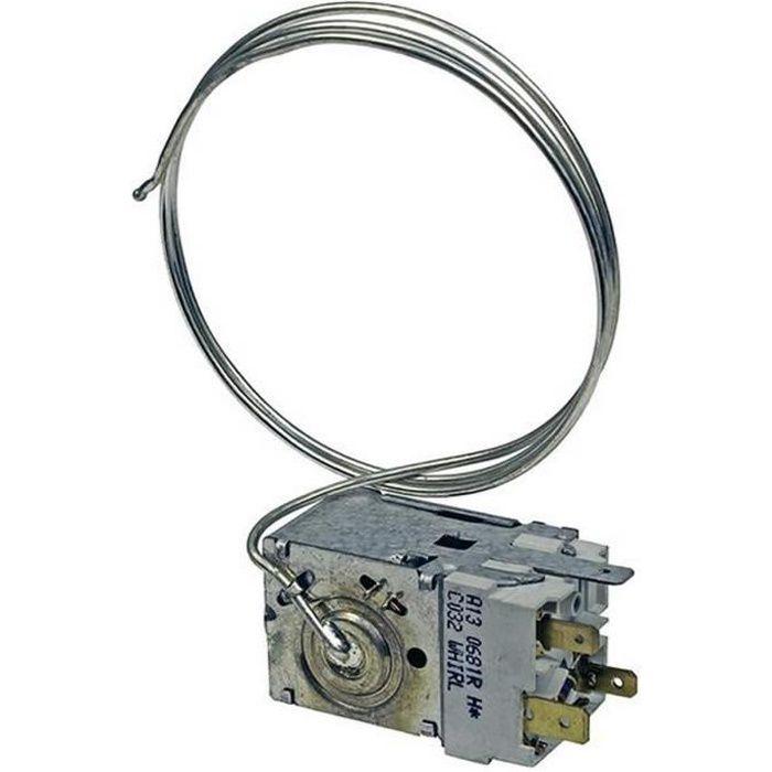 Thermostat (195213-15219) - Réfrigérateur, congélateur - BAUKNECHT, WHIRLPOOL, LADEN, IGNIS (14249)