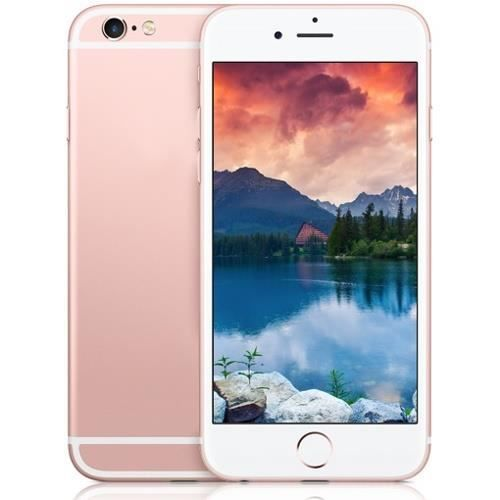 apple iphone 6s 32go rose or achat smartphone pas. Black Bedroom Furniture Sets. Home Design Ideas