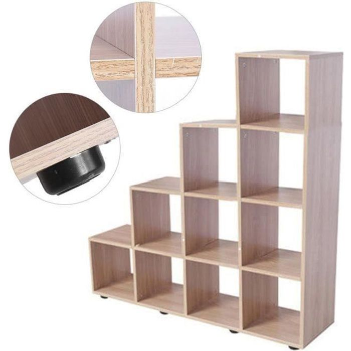 escaliers de rangement achat vente pas cher. Black Bedroom Furniture Sets. Home Design Ideas