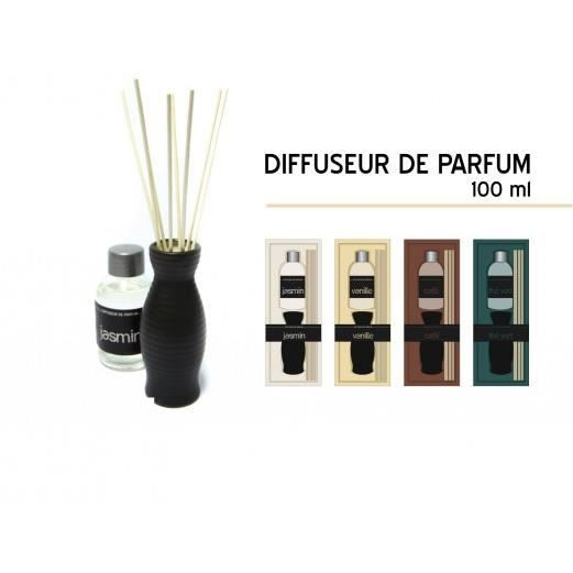 diffuseur parfum d 39 ambiance jasmin achat vente. Black Bedroom Furniture Sets. Home Design Ideas