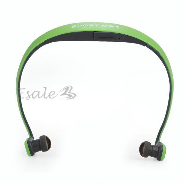 casque headset lecteur mp3 fm radio sans fil carte tf usb. Black Bedroom Furniture Sets. Home Design Ideas