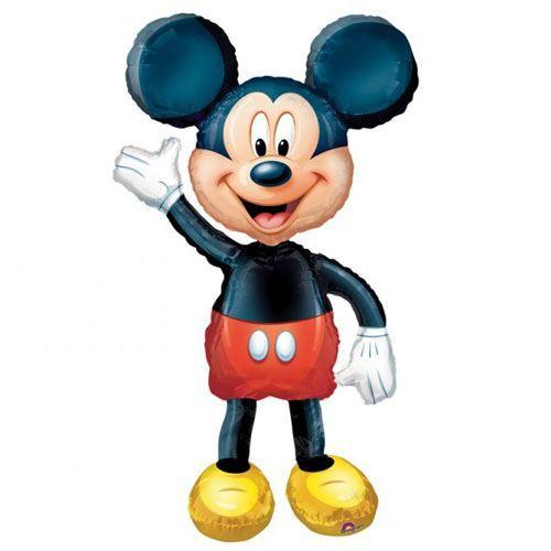 BALLON DÉCORATIF  Ballon Mickey Marcheur Air Walkers Non Gonflé