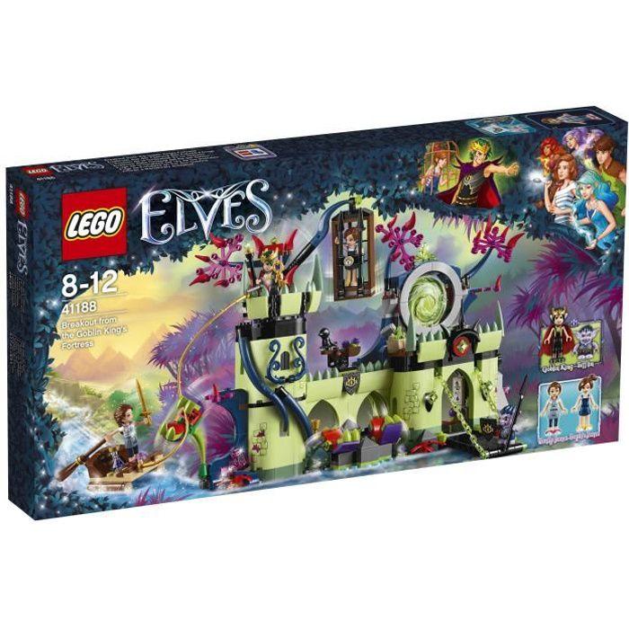 Photo de lego-elves-41188-levasion-de-la-forteresse-du-roi