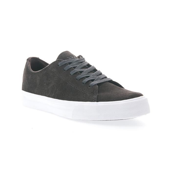 SUPRA Thunder Low Olive Green Suede