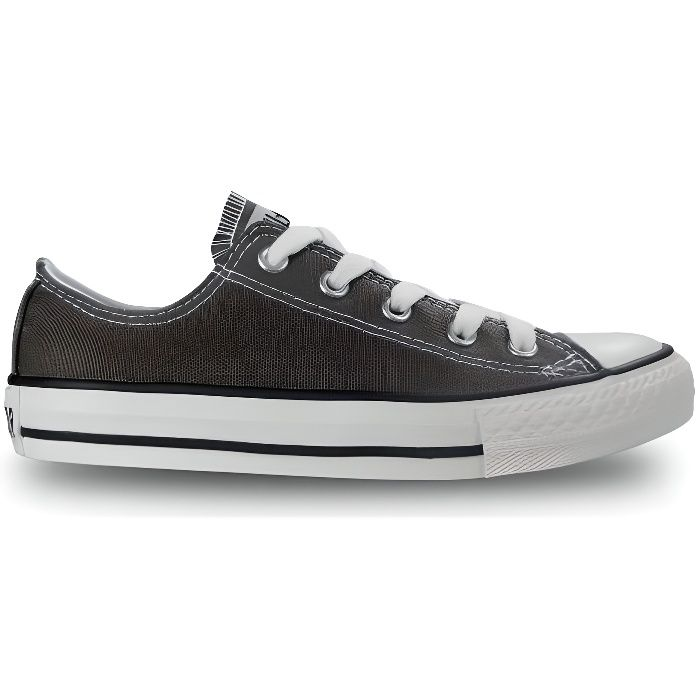 Baskets Converse Converse enfant Chuck Taylor All Star anthracite (Gris 30)