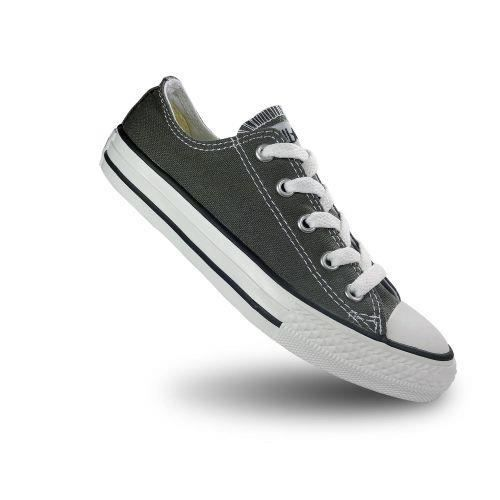 Baskets Converse - Converse enfant Chuck Taylor All Star anthracite - (Gris - 30)
