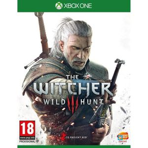 JEU XBOX ONE The Witcher 3 : Wild Hunt Jeu Xbox One