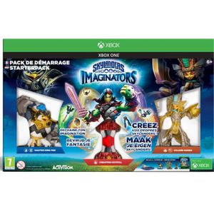 JEUX XBOX ONE Pack de démarrage Skylanders Imaginators Xbox One