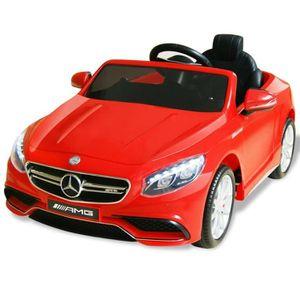PORTEUR - POUSSEUR YULINSHOP Voiture électrique pour enfants Mercedes