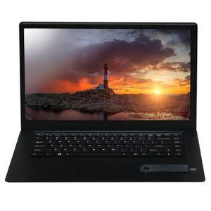 Achat PC Portable Ultra-mince Quad-Core pour ordinateur portable 15.6''Screen Affichage de 4 Go + 64 Go Windows 10  pbpjzb033 pas cher
