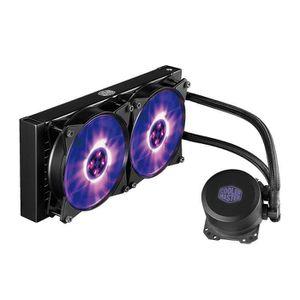 VENTILATION  Cooler Master - MasterLiquid ML240L RGB - WaterCoo