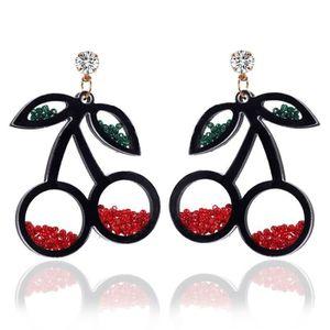 Boucle d'oreille Mode Nouvelles Perles Balancent Goutte D'oreilles