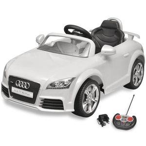 VOITURE ELECTRIQUE ENFANT Voiture télécommandée Audi TT Voiture de sport cou
