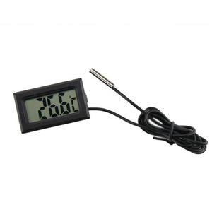 DÉCO VÉGÉTALE - RACINE 50 ~ 110 degrés Celsius Aquarium Thermomètre numér