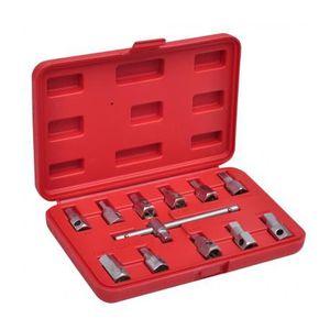 KIT DE VIDANGE MOTEUR Kit de clés à vidange 12 pièces