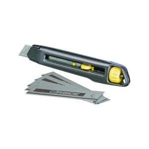CUTTER Lot cutter interlock et boite de 5 lames carbide