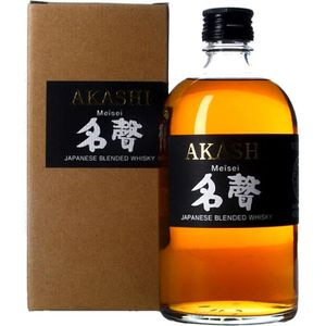 WHISKY BOURBON SCOTCH Akashi Meïsei Whisky japonais