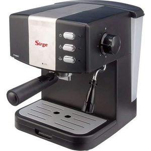 MACHINE À CAFÉ Sirge GRANBAR Machine Expresso 850W Cafetière Elec