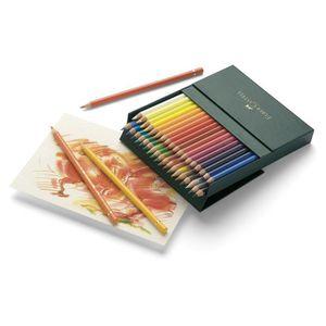 CRAYON DE COULEUR Faber-castell 110038 Crayon Polychromos Studio Box