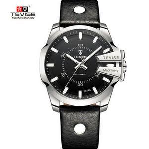 MONTRE TEVISE Top de montre mécanique automatique de luxe