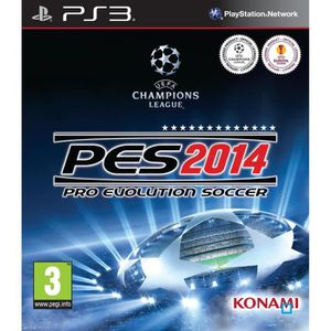 JEU PS3 PES 2014 (Playstation 3) [UK IMPORT]