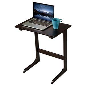 TABLE D'APPOINT LANGRIA Mini Table D'Appoint En Bois De Bambou - O