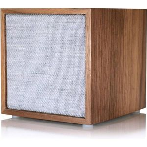 AMPLIFICATEUR HIFI TIVOLI ART CUBE Enceinte WIFI Noyer - Bluetooth et