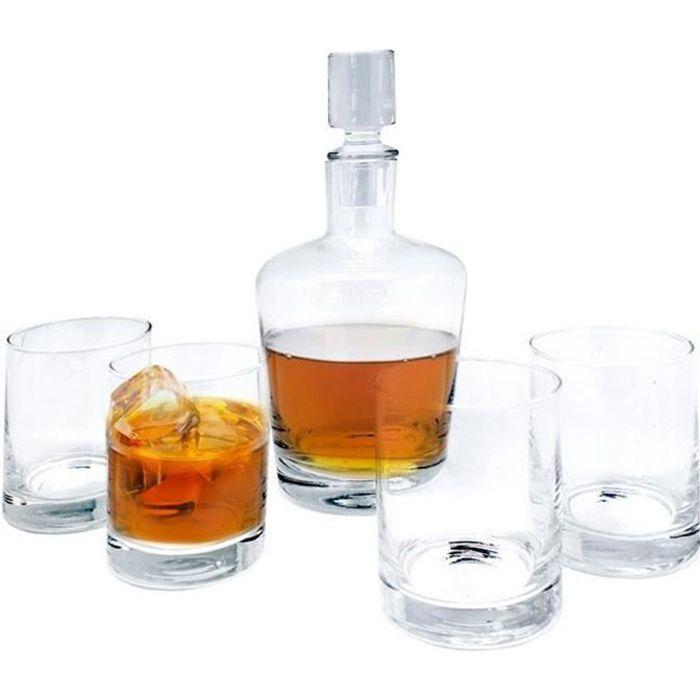 Service à whisky Vin bouquet