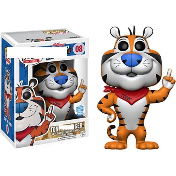 FIGURINE DE JEU - Figurine Funko Pop! - Tony The Tiger - cadeau jouet FS™