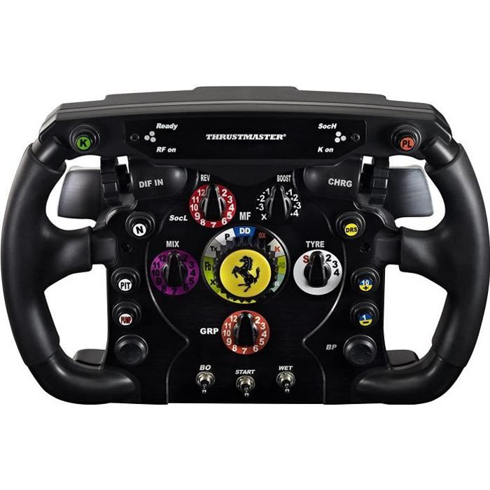 Thrustmaster Ferrari F1 Wheel AddOn (Volant AddOnPS4 - PS3 - Xbox One - PC)8
