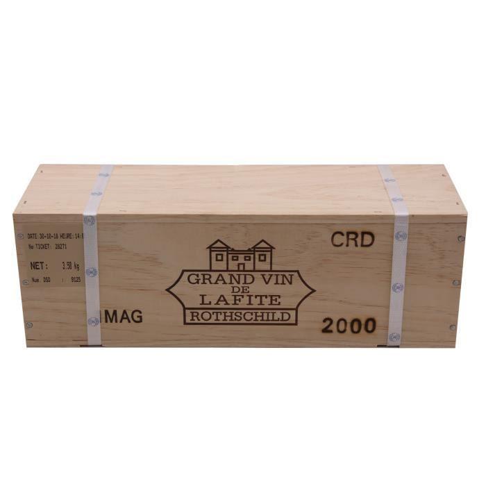 Château Lafite Rothschild 2000 Magnum 150cl Rouge AOC Pauillac