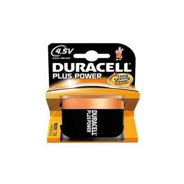 Pile alcaline 3LR12 4.5V DURACELL Plus