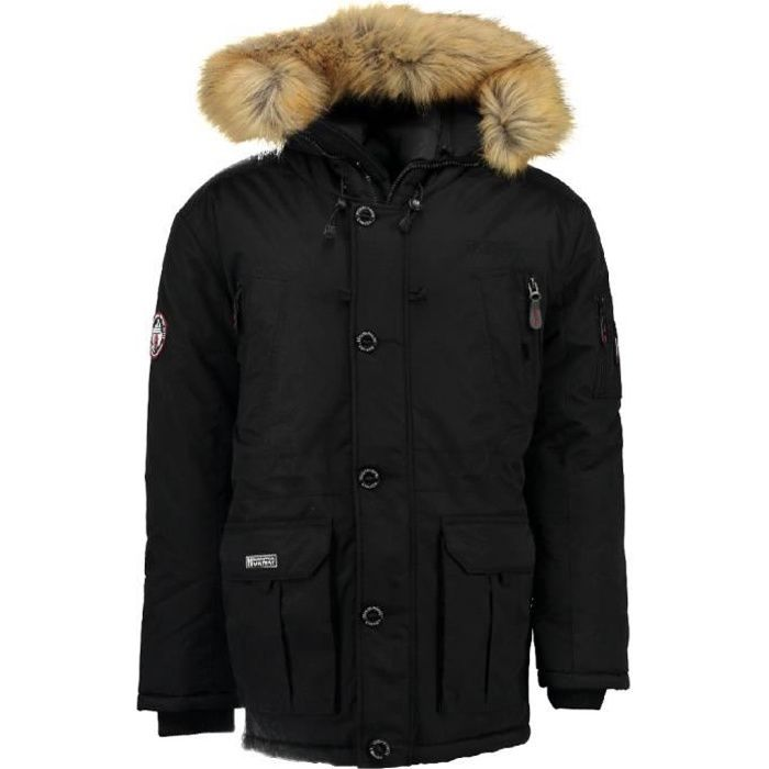 Parka Homme Geographical Norway Boeing Noire