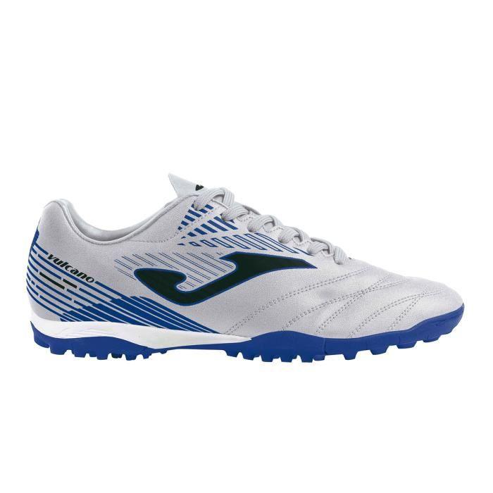 Chaussures de football Joma Indoor VULCANO 2002 - blanc/bleu royal - 39