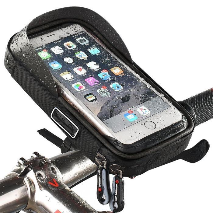 Support de téléphone moto