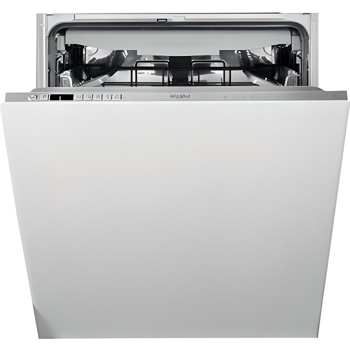 Lave-Vaisselle Tout Intégrable WHIRLPOOL WIS7030PEF