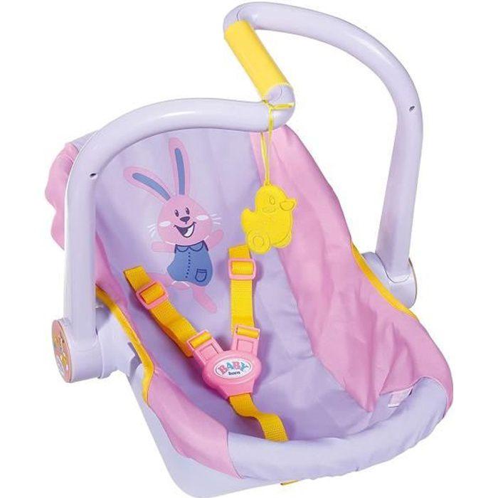 BABY Born Siège confort avec fonction 2en1 43cm