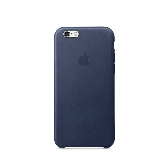 coque antichoc iphone 6 bleu