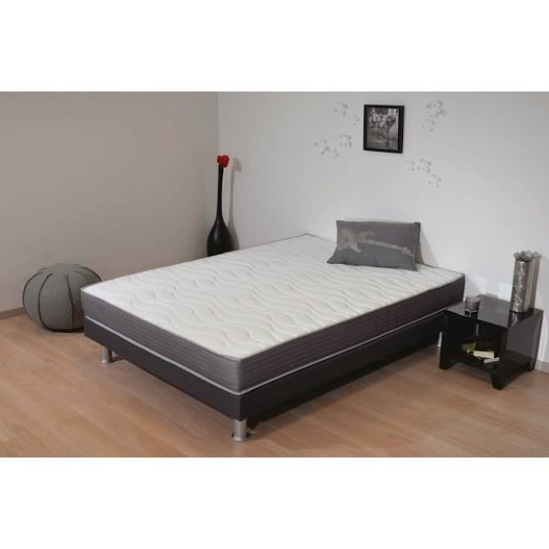 matelas aaron mousse mousse m moire de fo achat vente matelas cdiscount. Black Bedroom Furniture Sets. Home Design Ideas