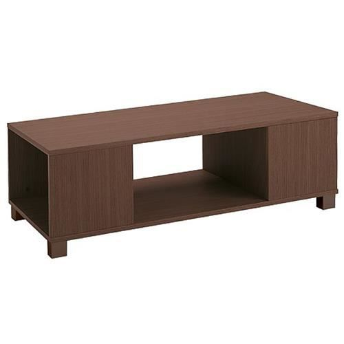 bunley table basse meuble tv finition wenge achat. Black Bedroom Furniture Sets. Home Design Ideas