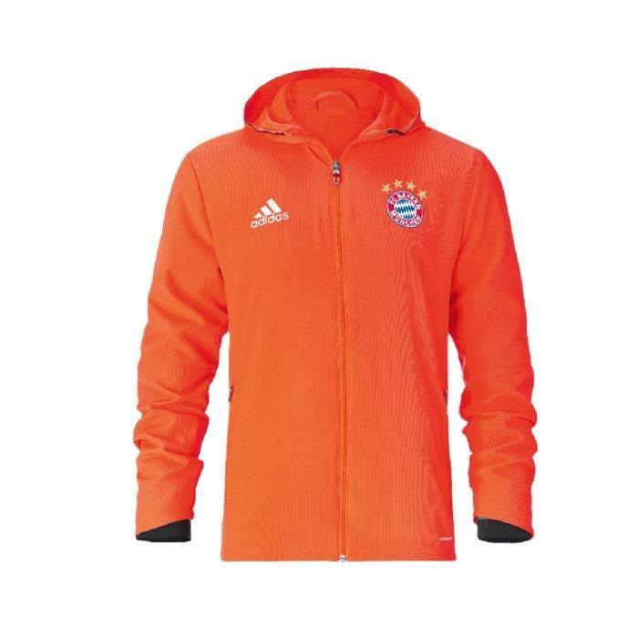 Veste de football adidas Performance FC Bayern Munich